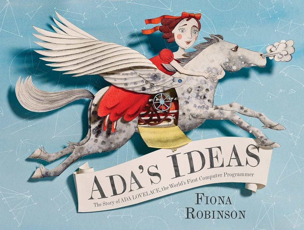 Ada's Ideas: Ada Lovelace...First Computer Programmer