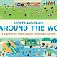 All Around the World: Sports & Games (Scenes & Stickers)
