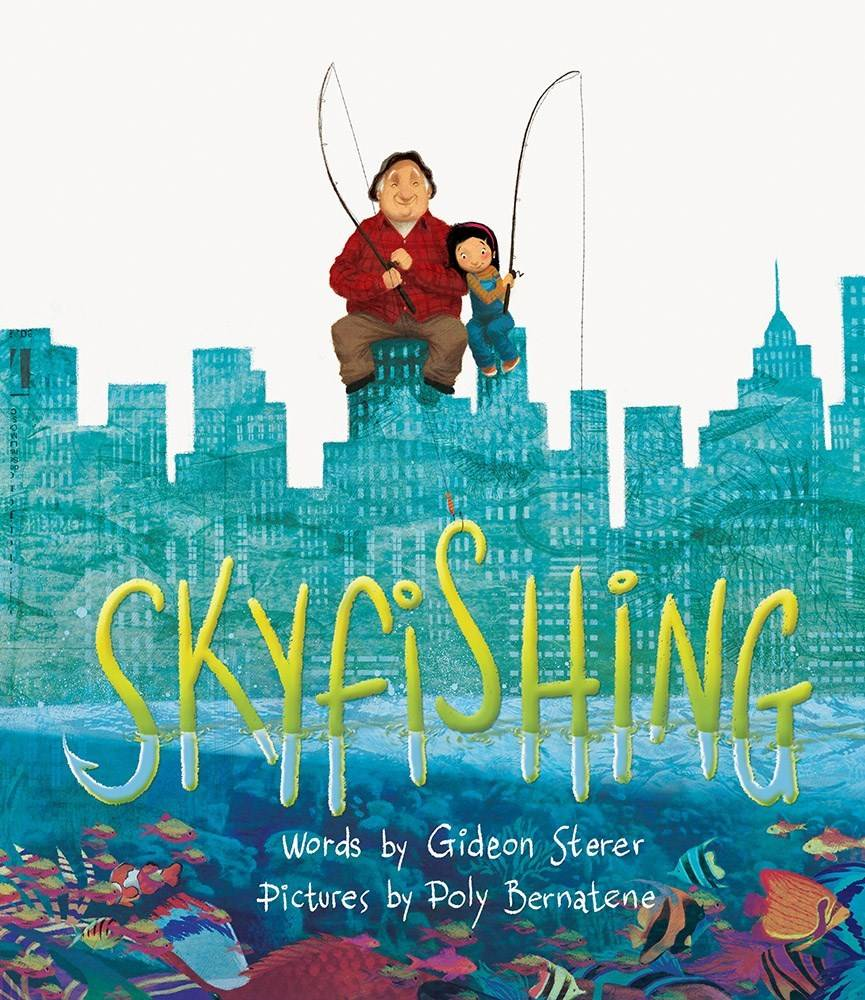 Abrams Books for Young Readers Skyfishing