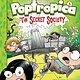 Amulet Books Poptropica 03 The Secret Society