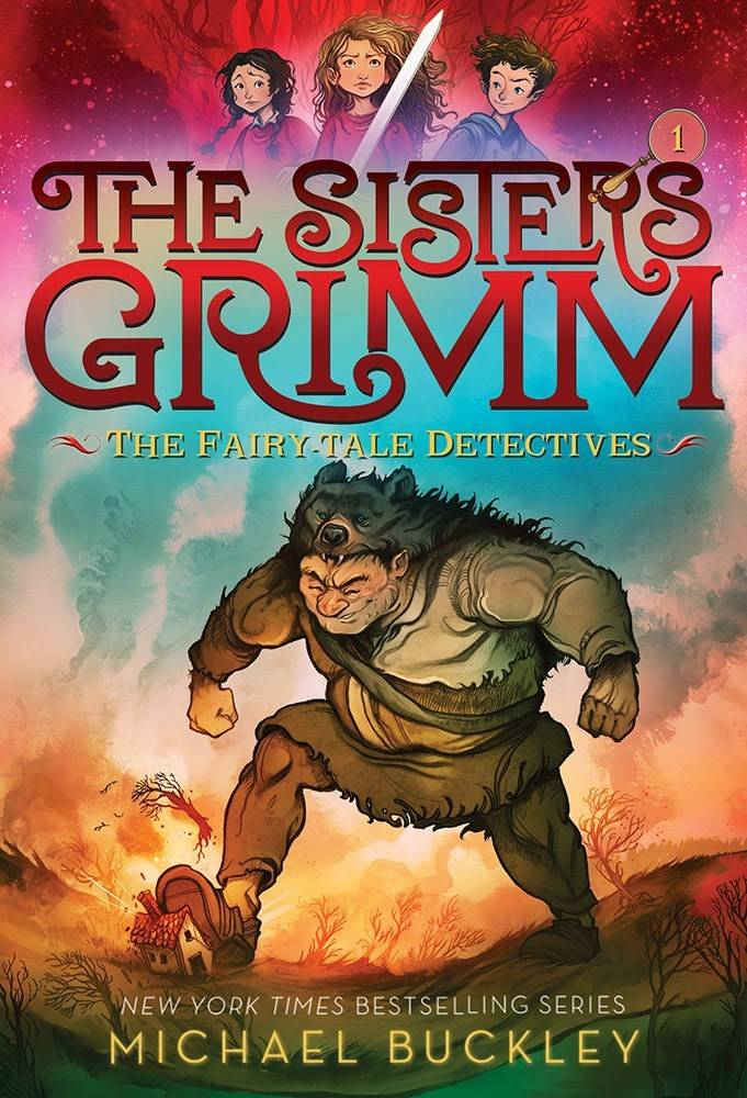 Amulet Paperbacks The Sisters Grimm 01 The Fairy-Tale Detectives