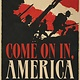 Abrams Books for Young Readers Come On In, America: The United States in World War I