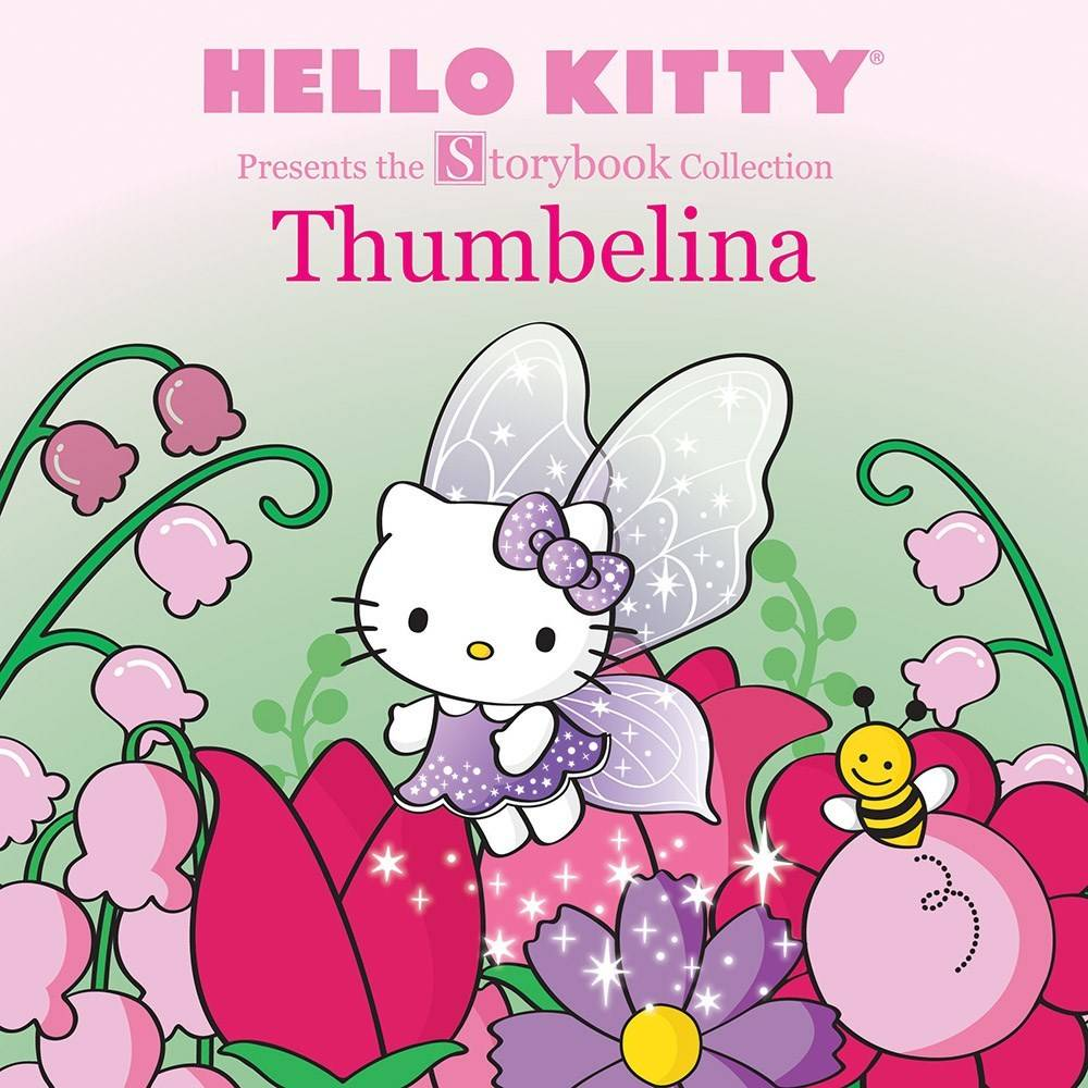 Abrams Appleseed Hello Kitty Storybook Collection: Thumbelina