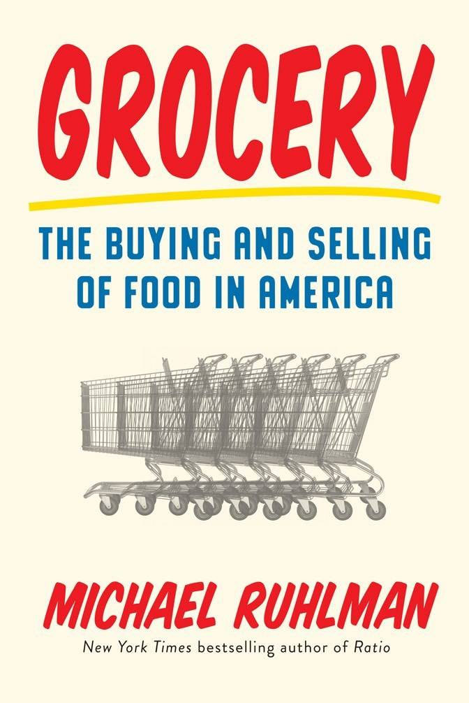 Abrams Press Grocery: The Buying And Selling of Food in America
