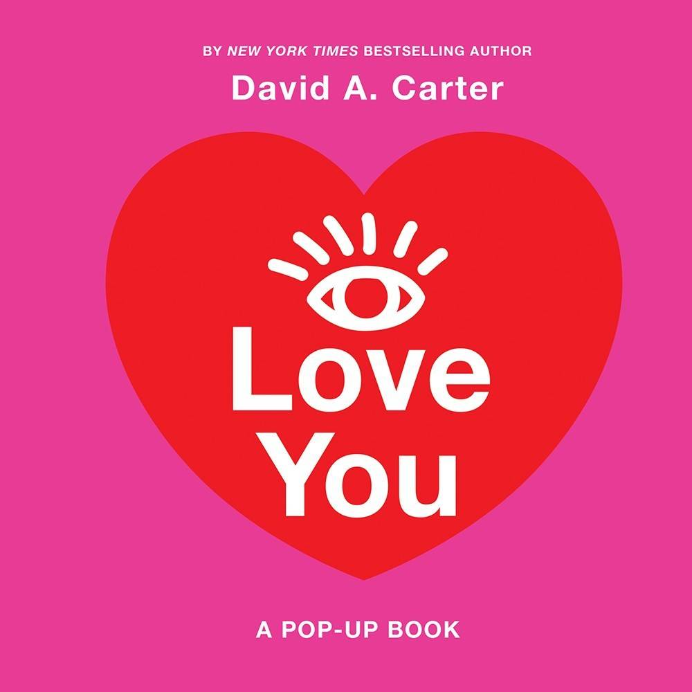 Abrams Books for Young Readers I Love You