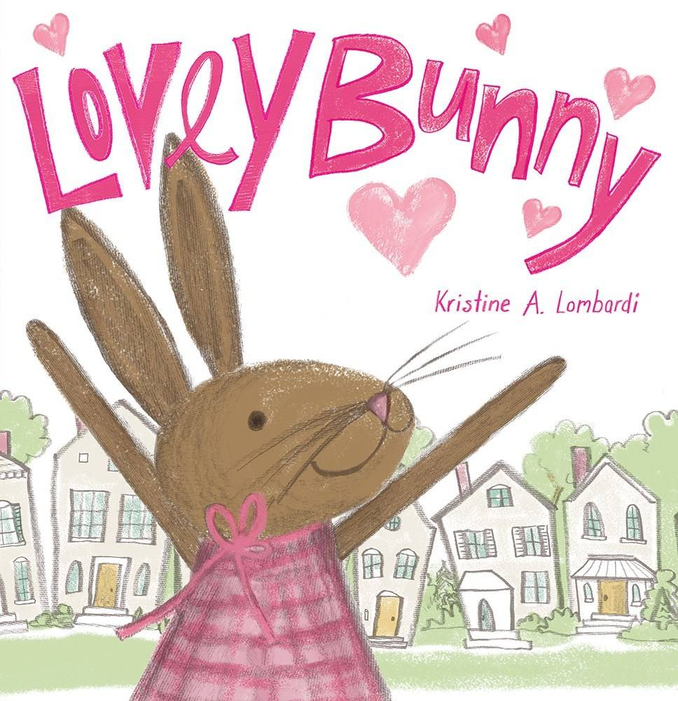 Abrams Appleseed Lovey Bunny