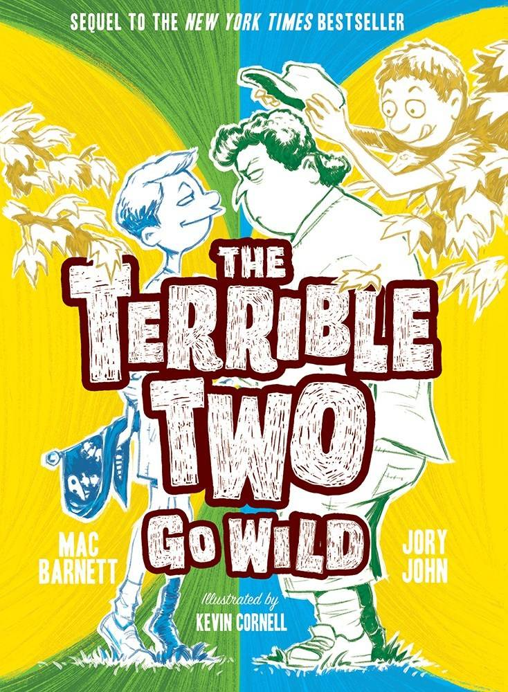 Amulet Books The Terrible Two 03 Go Wild