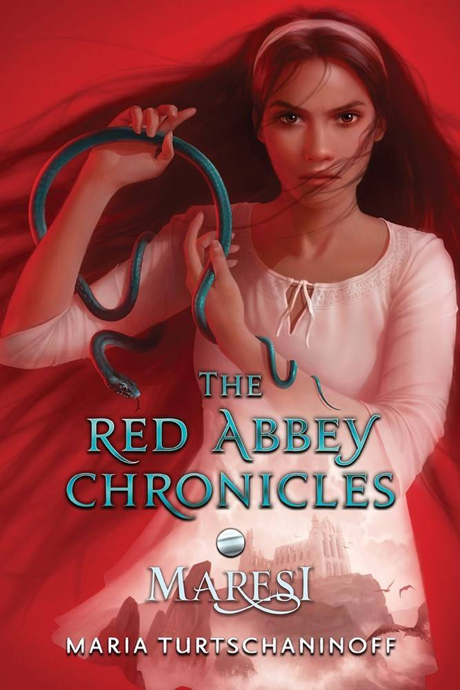 Amulet Paperbacks The Red Abbey Chronicles 01: Maresi