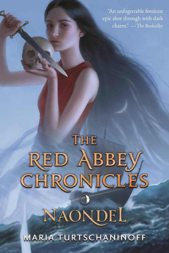 Amulet Books The Red Abbey Chronicles 02: Naondel