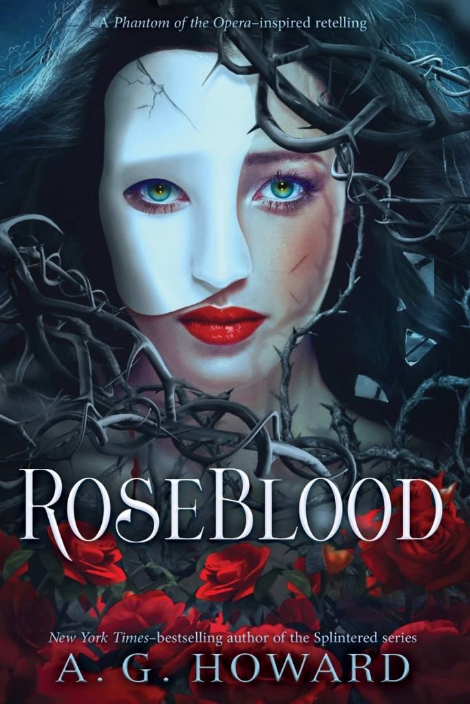 Amulet Paperbacks RoseBlood
