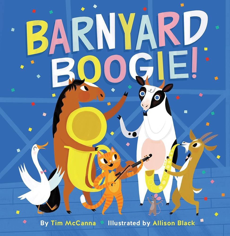 Abrams Appleseed Barnyard Boogie!