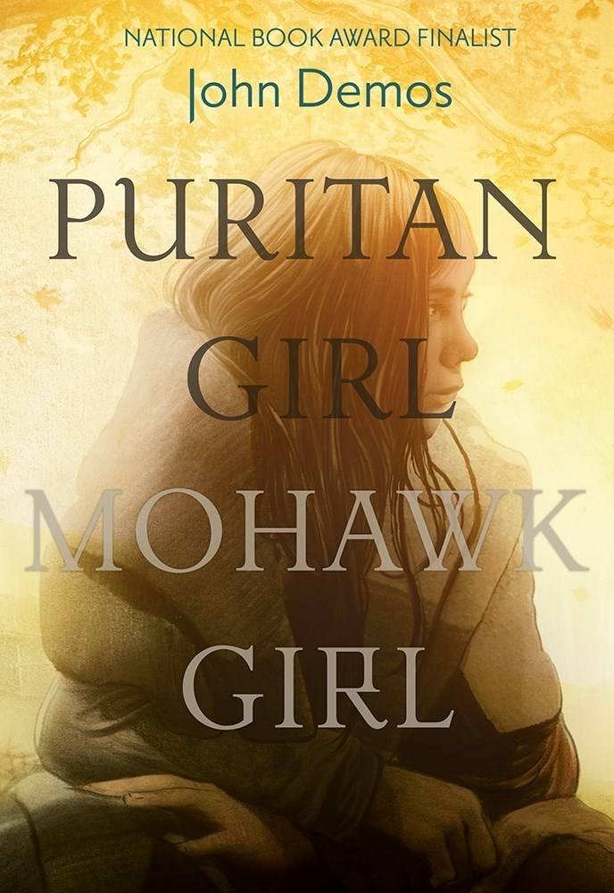 Amulet Books Puritan Girl, Mohawk Girl