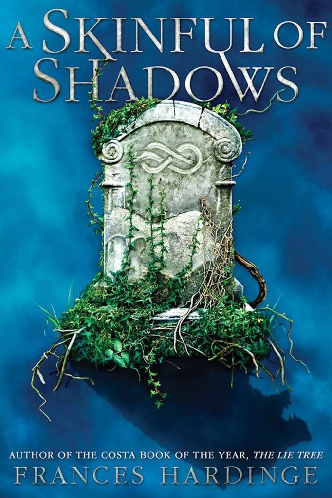 Amulet Books A Skinful of Shadows