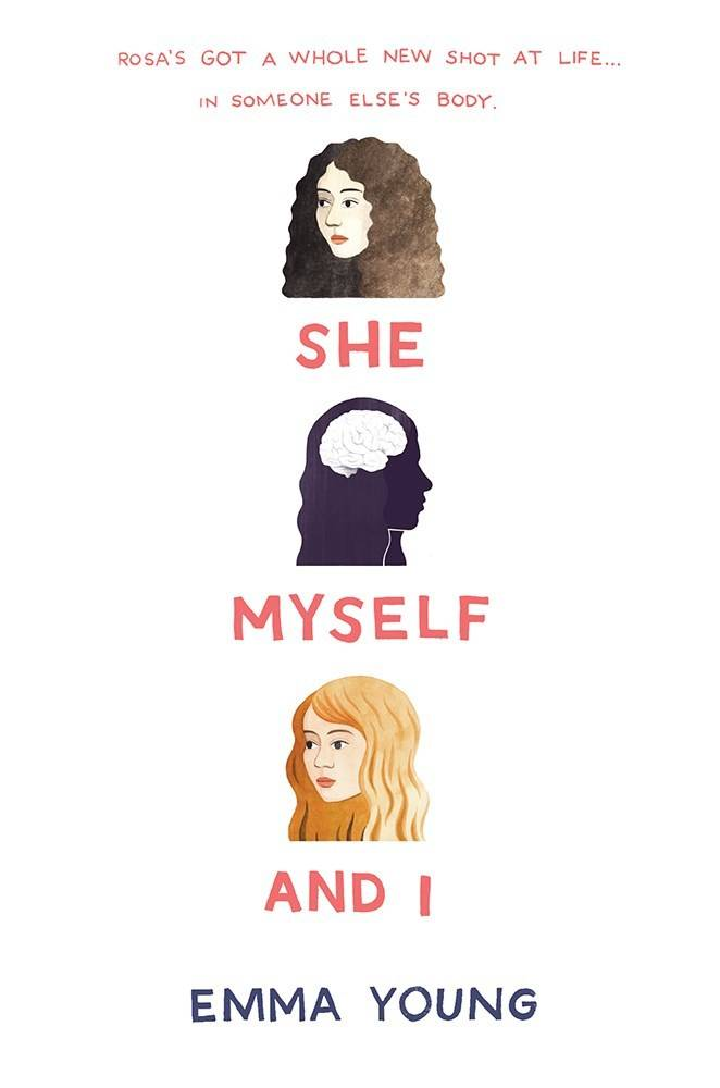 Amulet Books She, Myself, and I