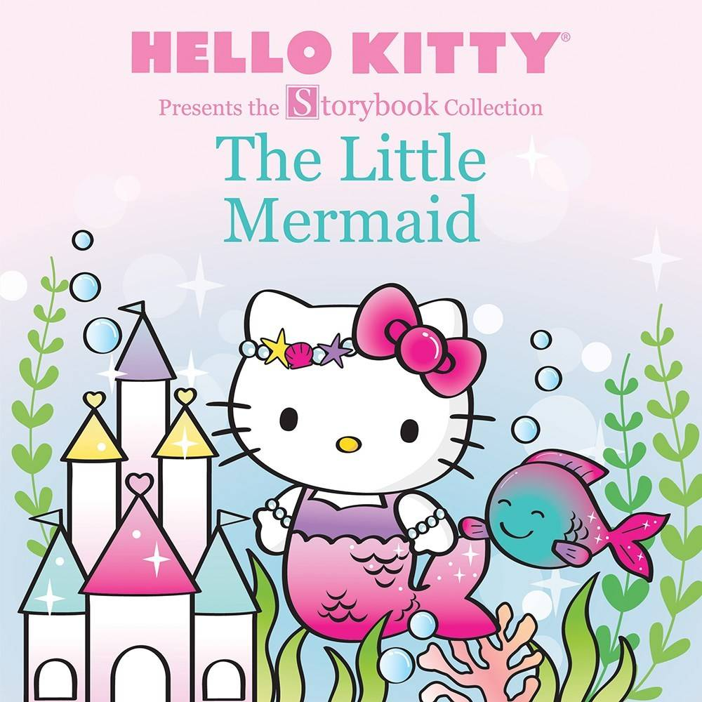 Abrams Books for Young Readers Hello Kitty Presents the Storybook Collection: The Little Mermaid