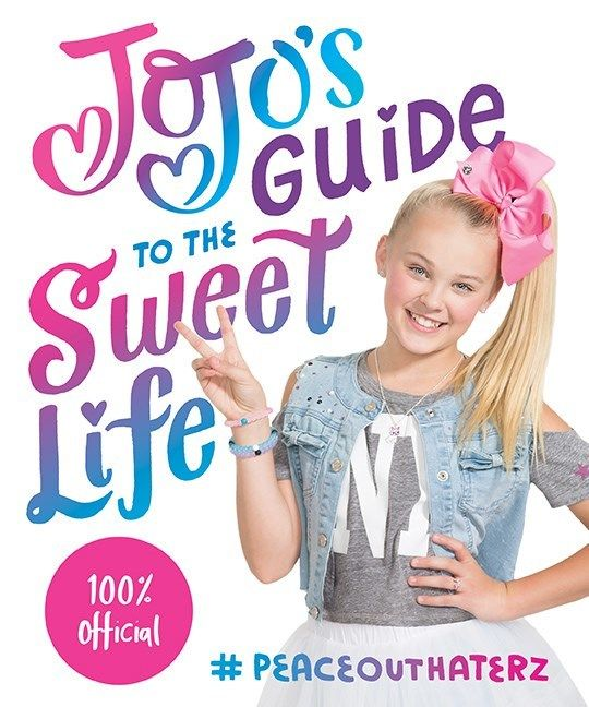 Amulet Books JoJo's Guide to the Sweet Life