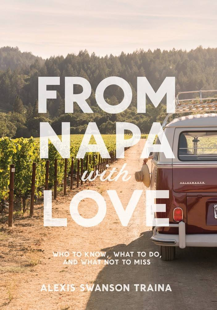 Abrams Image From Napa with Love