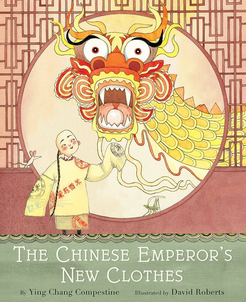 Abrams Books for Young Readers The Chinese Emperor's New Clothes