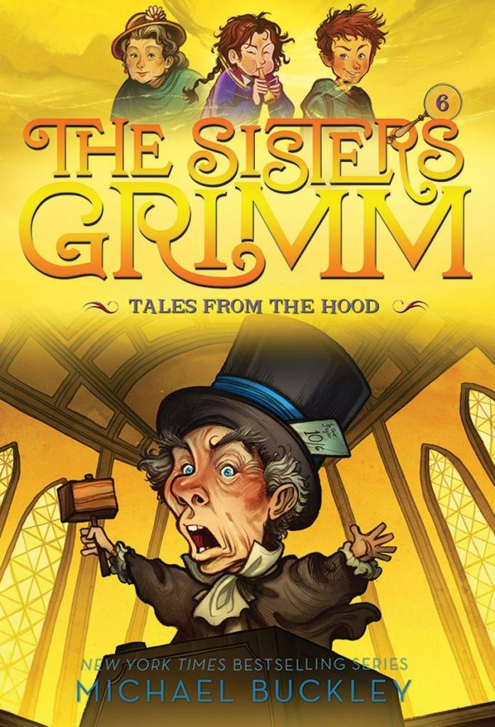 Amulet Paperbacks The Sisters Grimm 06 Tales from the Hood