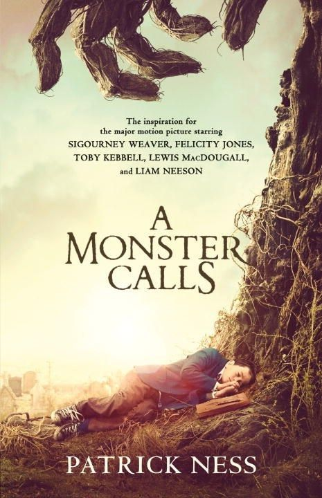 A Monster Calls (Movie Tie-In Ed.)