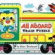 All Aboard Train (12-Piece Floor Puzzle)