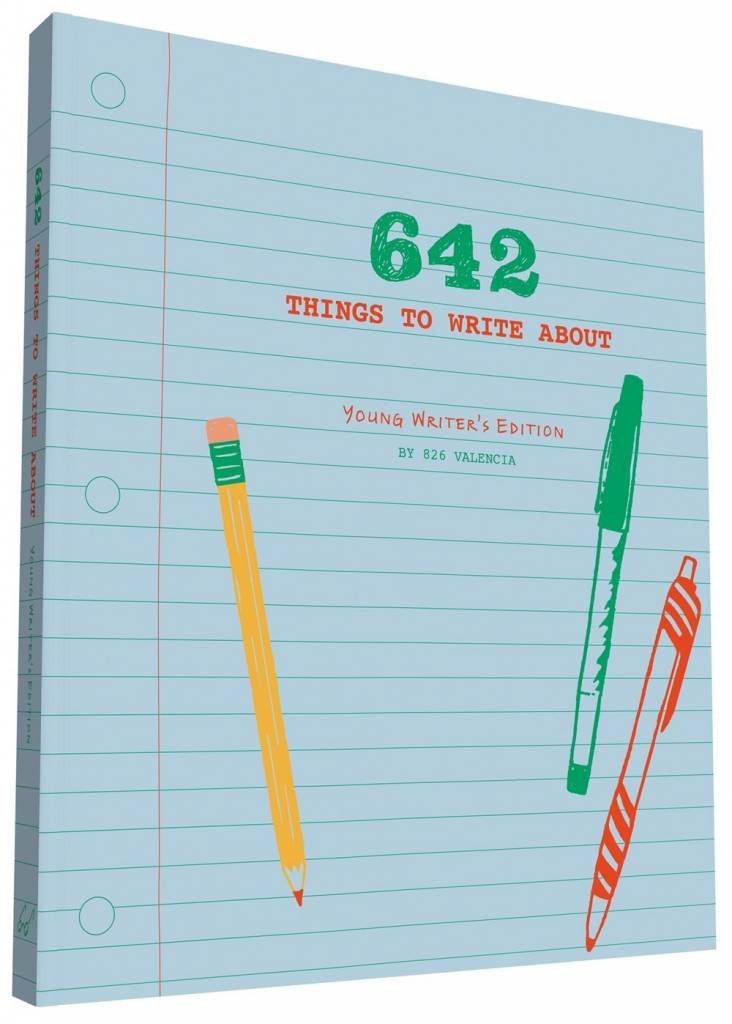 642 Things to Write About: Young Writer's Ed.