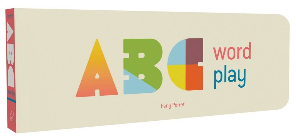 ABC Word Play (Long Board Book)