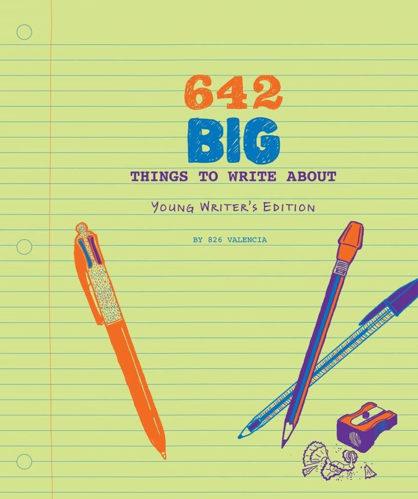 642 Big Things to Write About (Young Writer's Ed.)
