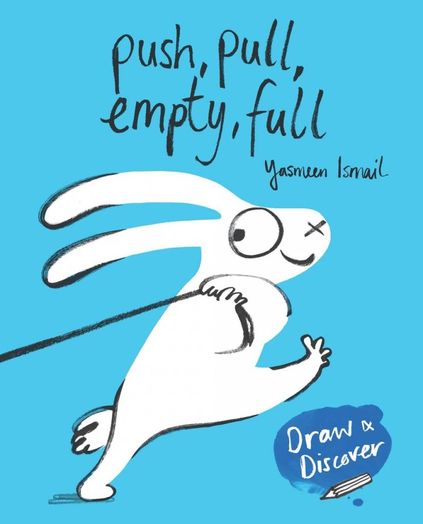 Laurence King Publishing Draw and Discover: Push, Pull, Empty, Full
