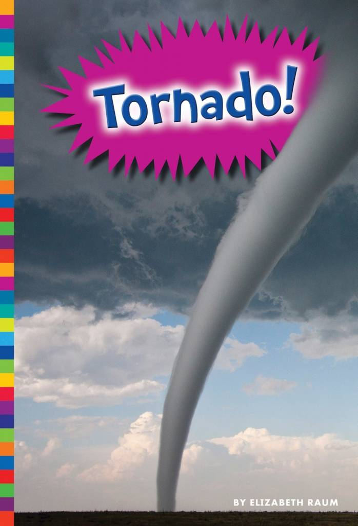 Amicus Ink Natural Disasters: Tornado! [Weather]