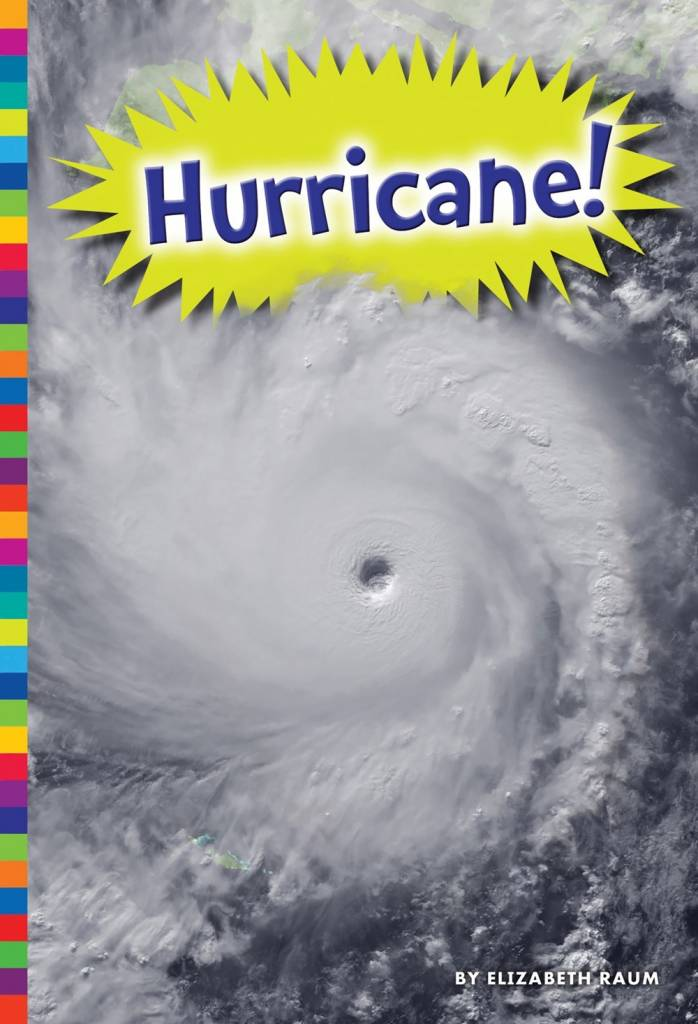 Amicus Ink Natural Disasters: Hurricane! [Weather]
