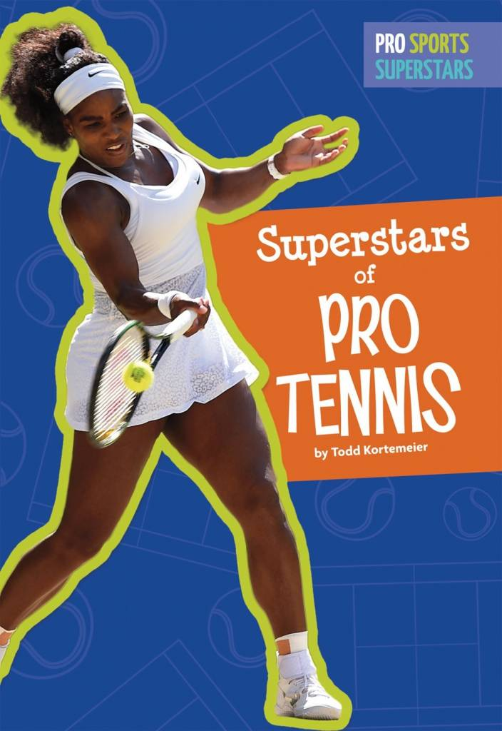 Amicus Ink Pro Sports Superstars: Superstars of Pro Tennis