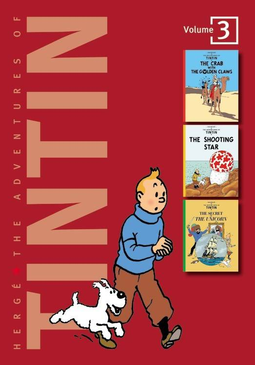 Adventures of Tintin: Vol. 03