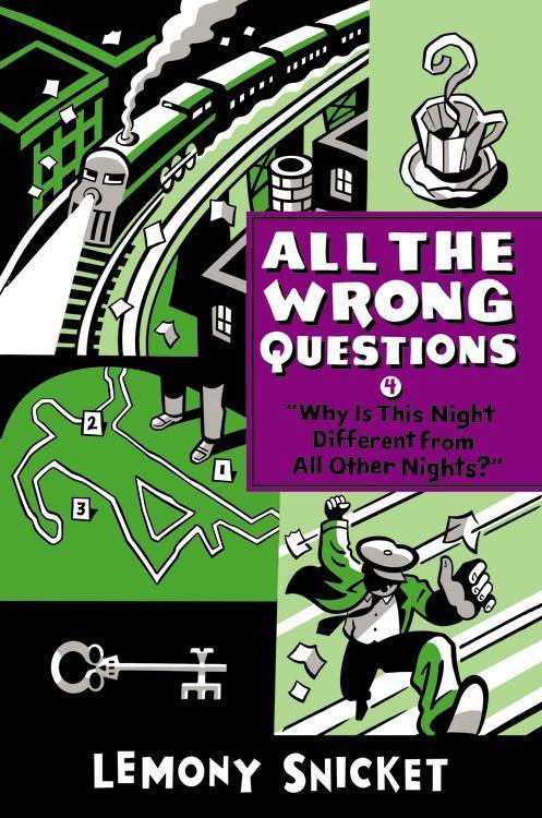All the Wrong Questions 04 Why is This Night...?