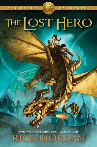 Disney-Hyperion Heroes of Olympus 01 The Lost Hero (Percy Jackson)
