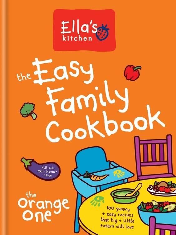 Hamlyn Ella's Kitchen: The Easy Family Cookbook