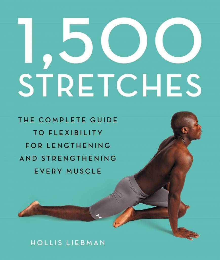 Black Dog & Leventhal 1,500 Stretches: ...Guide to Flexibility and Movement
