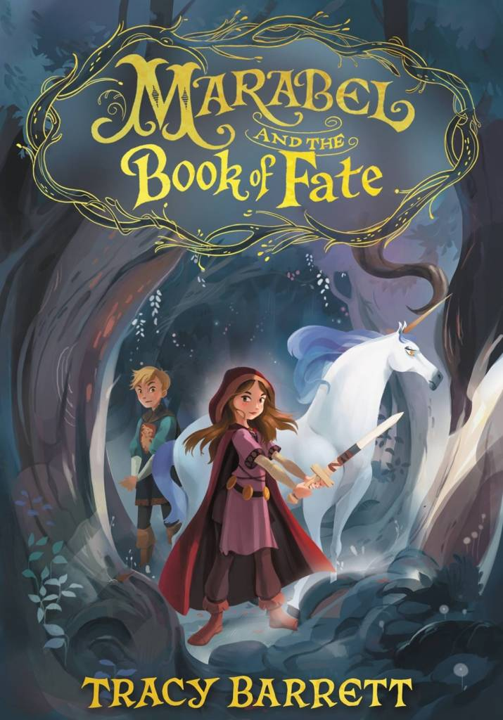Little, Brown Books for Young Readers Marabel and the Book of Fate