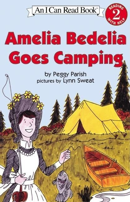 Amelia Bedelia: Goes Camping (I Can Read!, Lvl 2)