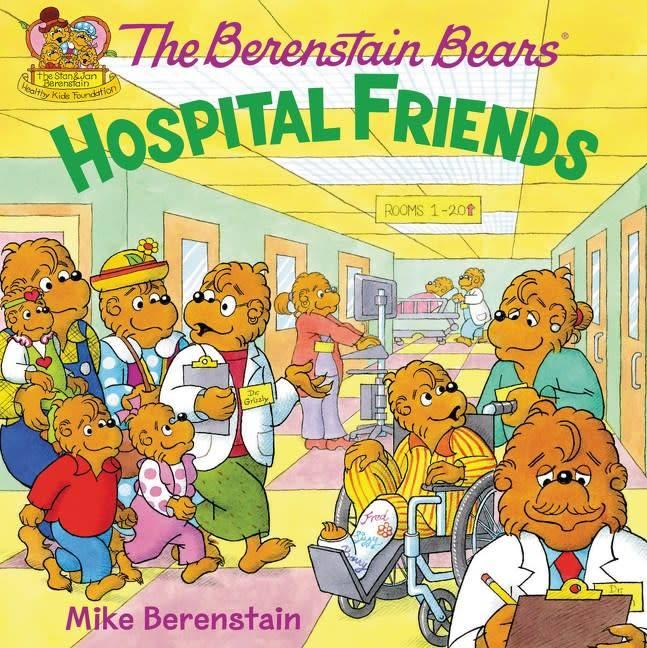 Berenstain Bears: Hospital Friends