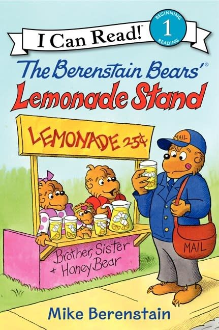 Berenstain Bears: Lemonade Stand (I Can Read!, Lvl 1)
