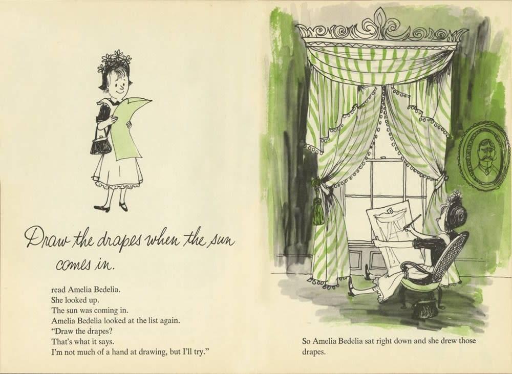 Amelia Bedelia 01 (50th Anniversary)