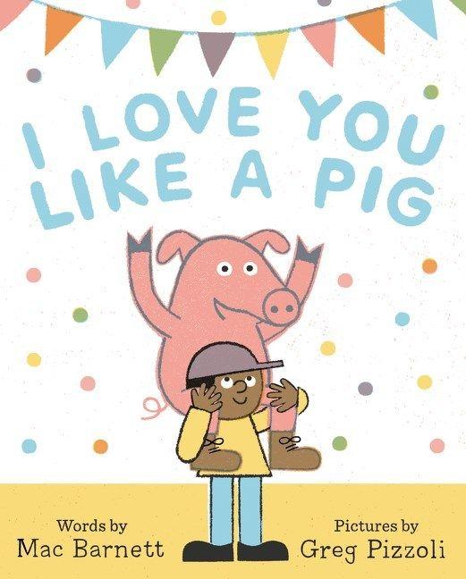 Balzer + Bray I Love You Like a Pig
