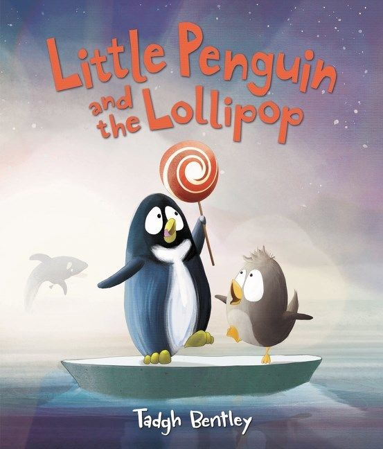 Balzer + Bray Little Penguin: The Lollipop