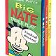 Big Nate: Triple Play Boxed Set (#1-3)