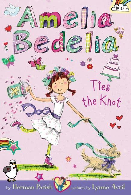 Amelia Bedelia (Chapter Book) 10 Ties the Knot