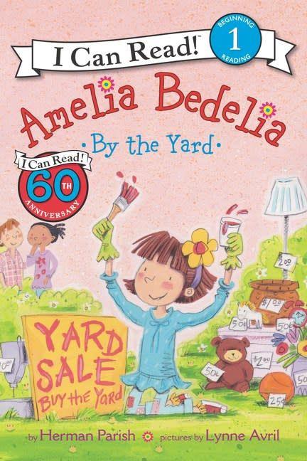 Amelia Bedelia: By the Yard (I Can Read!, Lvl 1)