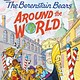 Berenstain Bears: Around the World (I Can Read!, Lvl 1)