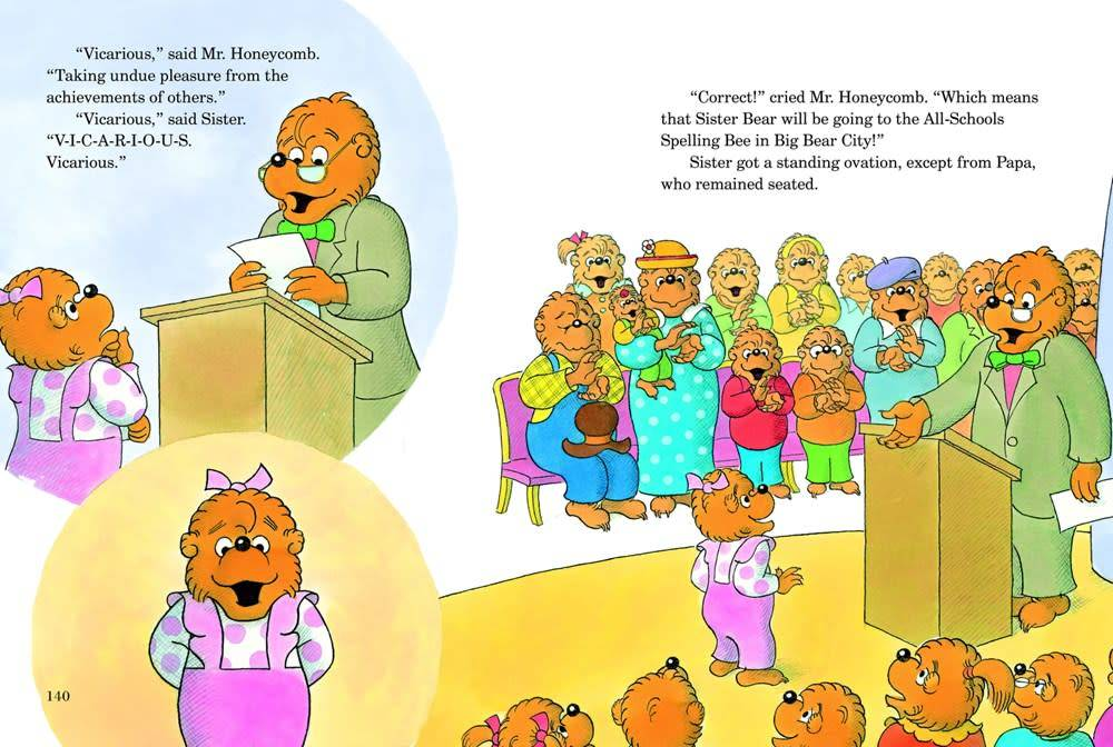 Berenstain Bears 5 Minute Berenstain Bears Stories