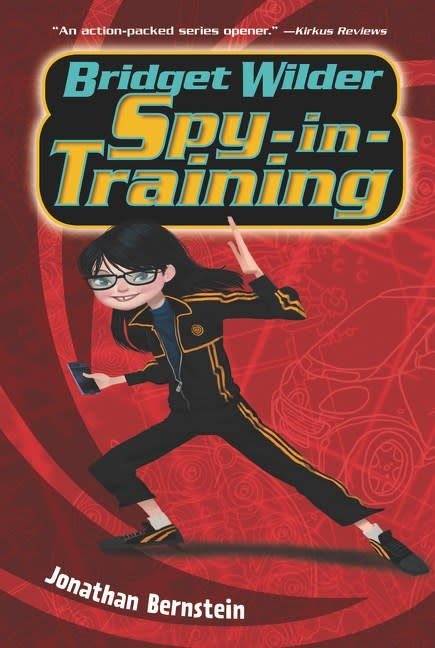 Bridget Wilder 01 Spy in Training